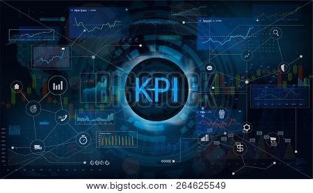 Key Performance Indicator (kpi) And Business Analytics (ba), Metrics To Measure Achievement Versus P