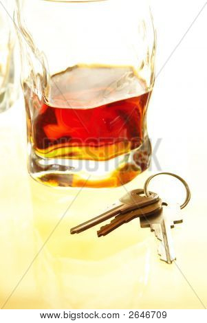 Alcool And Keys