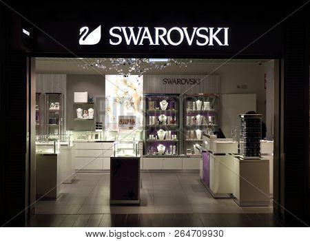 Swarovski Store In Amsterdam