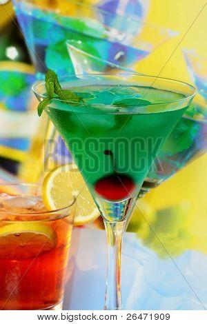 Summer recreational drink