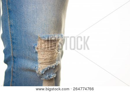 Jeans Background Texture, Denim Jeans Texture Or Denim Jeans Background