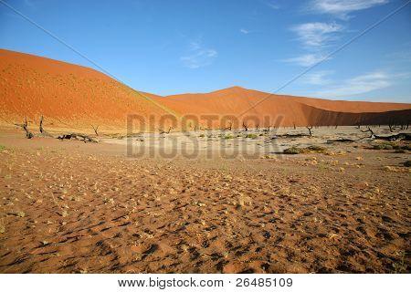 Sossusvlei Dunes