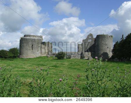 Rroscommon Castle