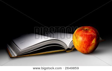 Diary And Apple