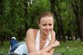 pretty girl series N9 poster