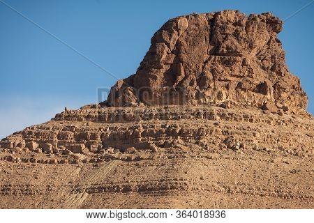 Chenini Is A Ruined Berber Village In The Tataouine District In Southern Tunisia