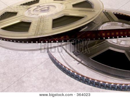 Two Movie Reels