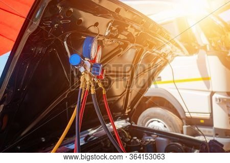 Set Gauge, Air Cleaners And Auto Maintenance.