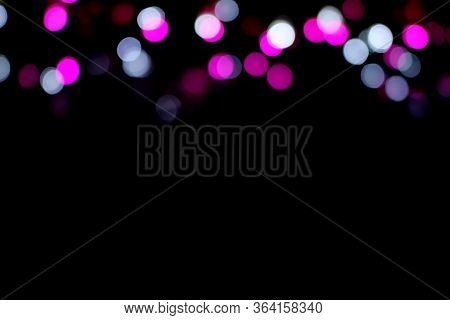 Beautiful Shiny Background In Pink And White Tones