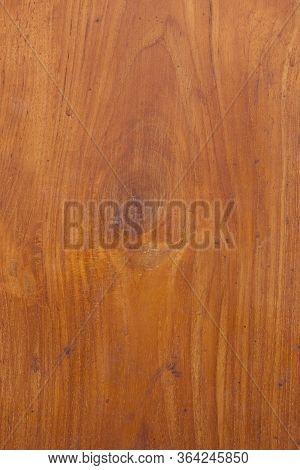 Old Brown Teak Wood Natural Pattern For Backdrop