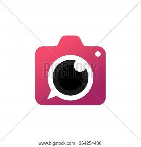 Camera, Camera Logo, Camera Vector, Camera Logo vector, Camera lens Logo, Camera Logo set, Camera vector Logo, Camera app Logo. Camera Logo Vector Illustrattion. Photo Camera Logo flat design vector for web icons, symbol, sign, app, UI.