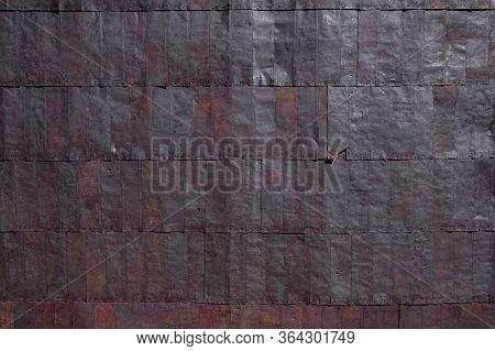 Rusty Metal Texture. Beautiful, Corroded, Oxidized Metal Backdrop.
