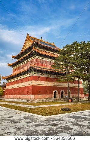 Anyuan Temple, Eight Outer Temples Of Chengde In Chengde, China