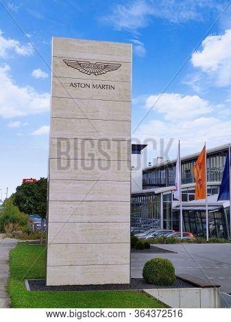 Aston Martin Logo / Brand / Emblem