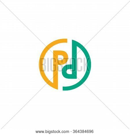 Pd Logo Templates And Vector And Symbol
