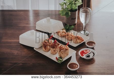 Dimsum Is The Food Most Easily Liked By Many People, Especially The Chinese People