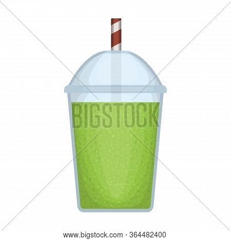 Celery Smoothie Vector Icon.cartoon Vector Icon Isolated On White Background Celery Smoothie.