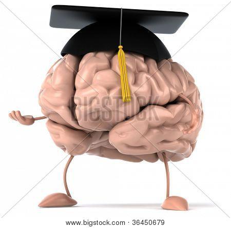Student brain
