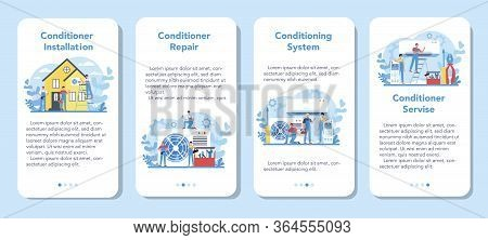 Air Conditioning Repair And Instalation Service Mobile Application
