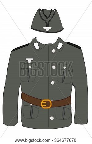Tunic Of The German Military Great Domestic War