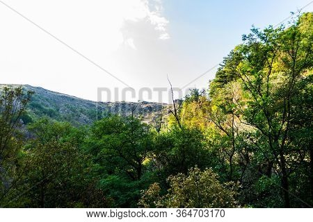 Almajului Mountains, Banat, Mountain Landscape, Water Mills Area. Rudaria, Eftimie Murgu, Romania.