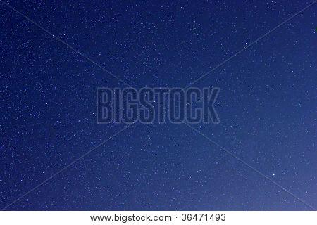 Stars in the constellation of Ursa Minor - Little Dipper