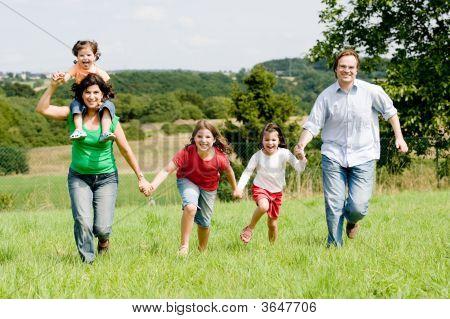 Funcionamiento de la familia