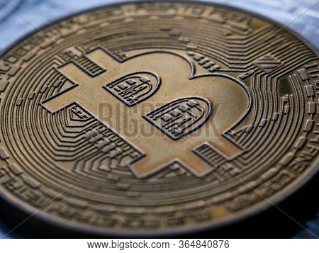 Bitcoin In The Shadow, Btc Physical Cryptocurrency