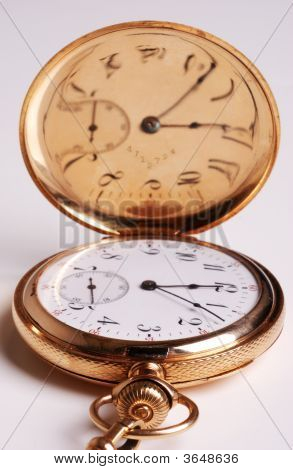 Antique Watch Vertical
