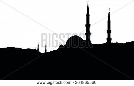 Istanbul\'s Historical And Religious Landmark, Mosques View