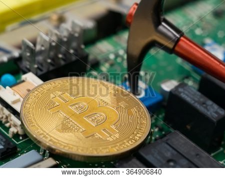 Bitcoin Virtual Cryptocurrency, Btc Pickaxe Mining, Bitcoin And Micro Schemes