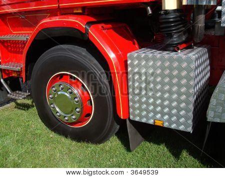 Lorry Wheel