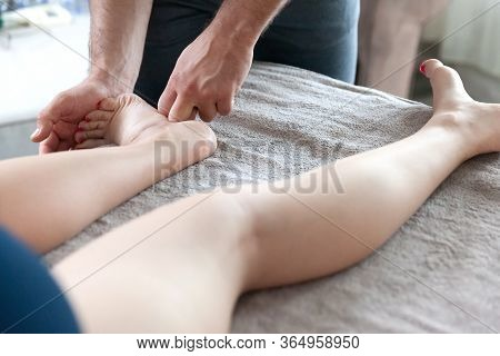 Doing Massage At Home