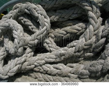 Important Equipment On Every Ship, The Rope