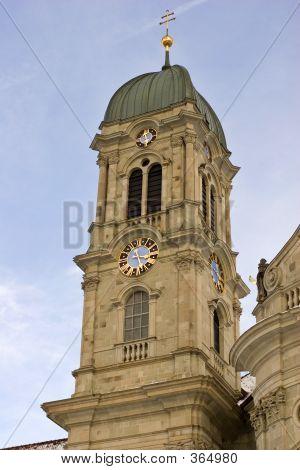Benedictine Abbey Of Einsiedeln