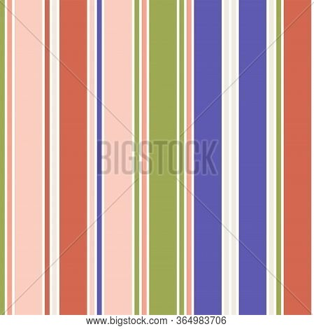 Vertical Stripes Seamless Pattern. Summer, Spring Seamless Stripes Texture Cool Lines Endless Design