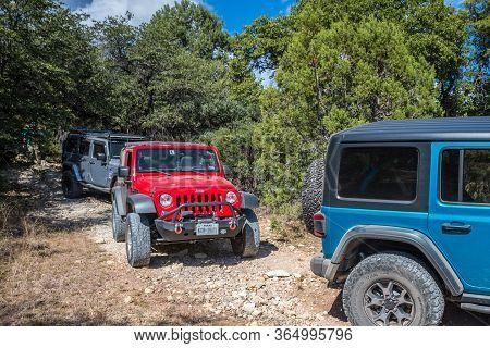 The Famous Off-road Jeep Vehicles In Benson, Arizona