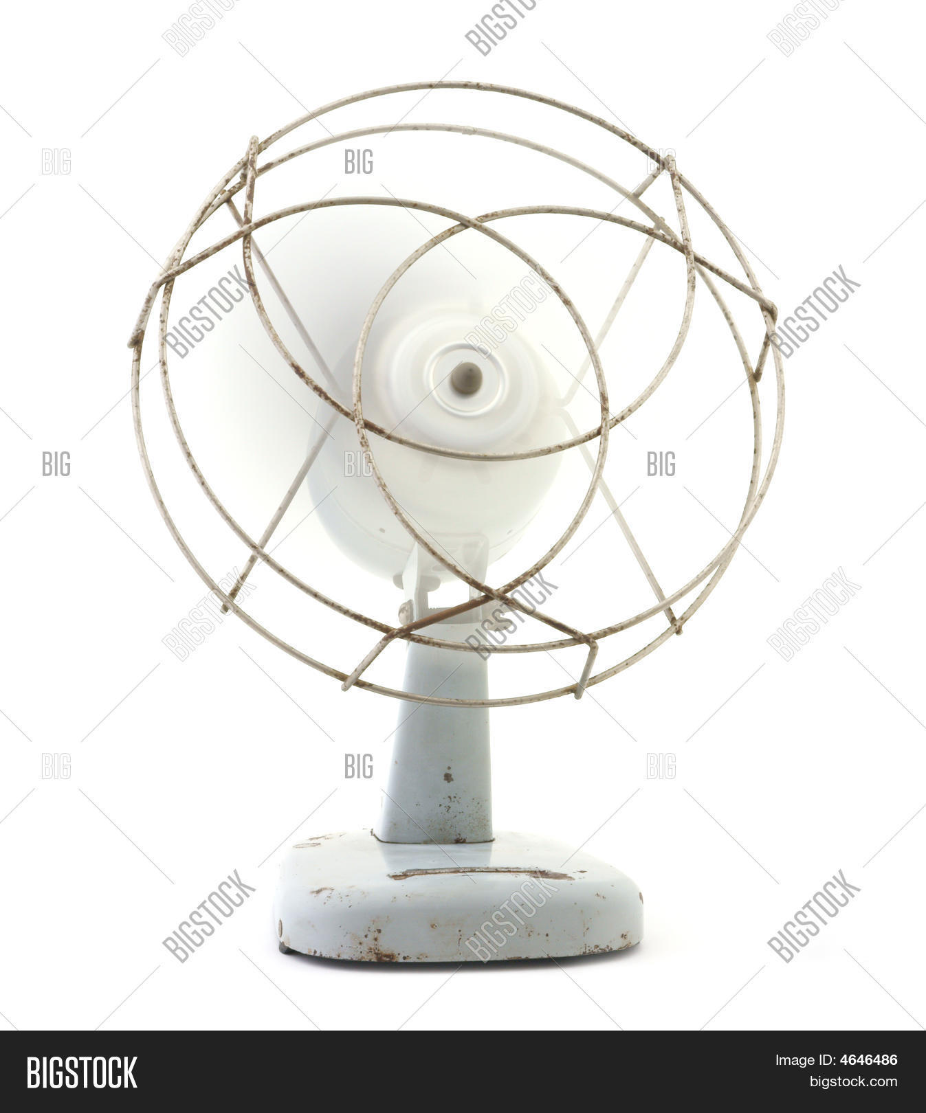 Antique Table Fan Image Photo Free Trial Bigstock Diagram All Picture