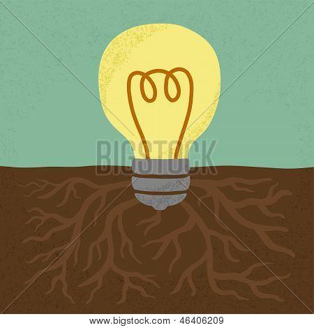 Idea Tree vector format