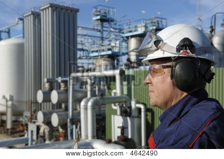 Industrial Engineer In