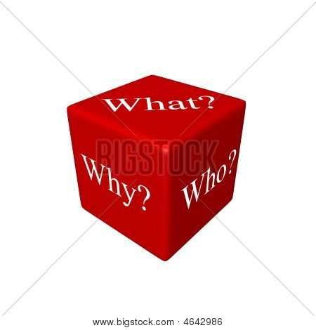 Dice 2 (what? Why? Who?)