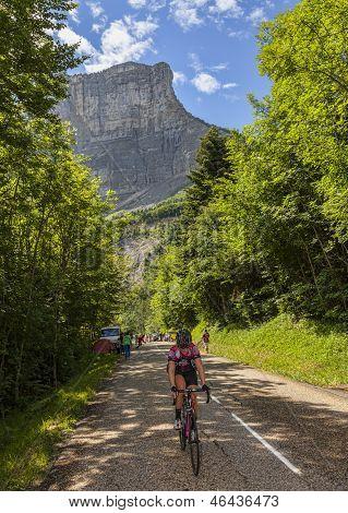 Amateur Female Cyclist