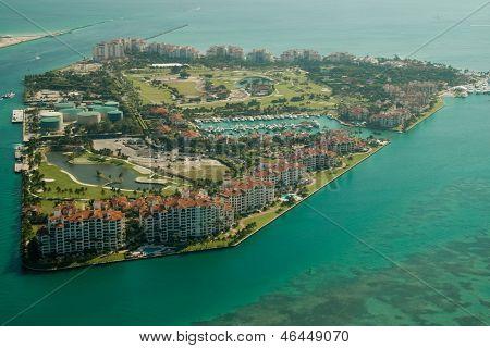 Fisher Island In Miami