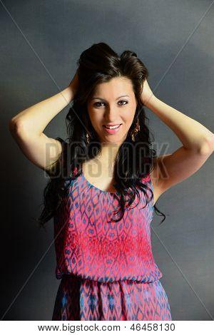 Pretty Girl Pose II