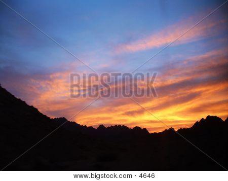 Sharm Mountains