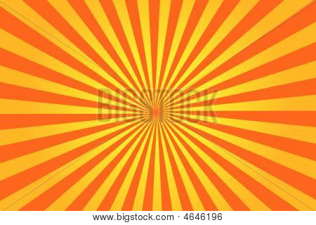 Astonishing rays vector photographs