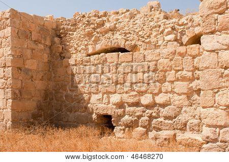 The Euthymius Monastery Ruins.