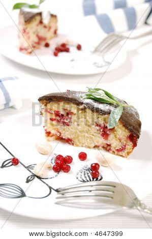 Pie With Cowberries