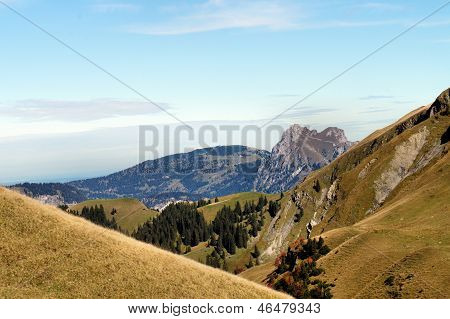 In the Tannheim Mountains, Tyrol