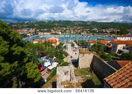 Croatia Rab City